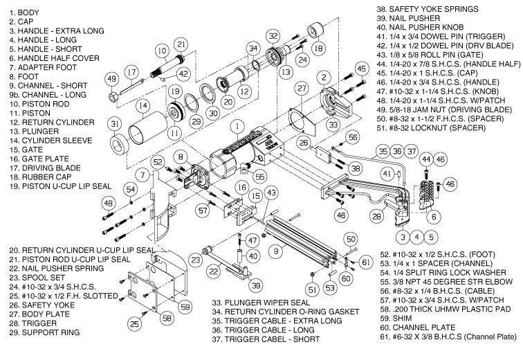 50p parts  u0026 schematic