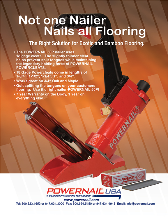 Powernail Model 50P