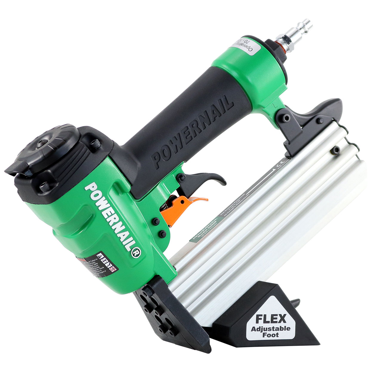2000F – Pneumatic 20-Gauge Flooring Nailer
