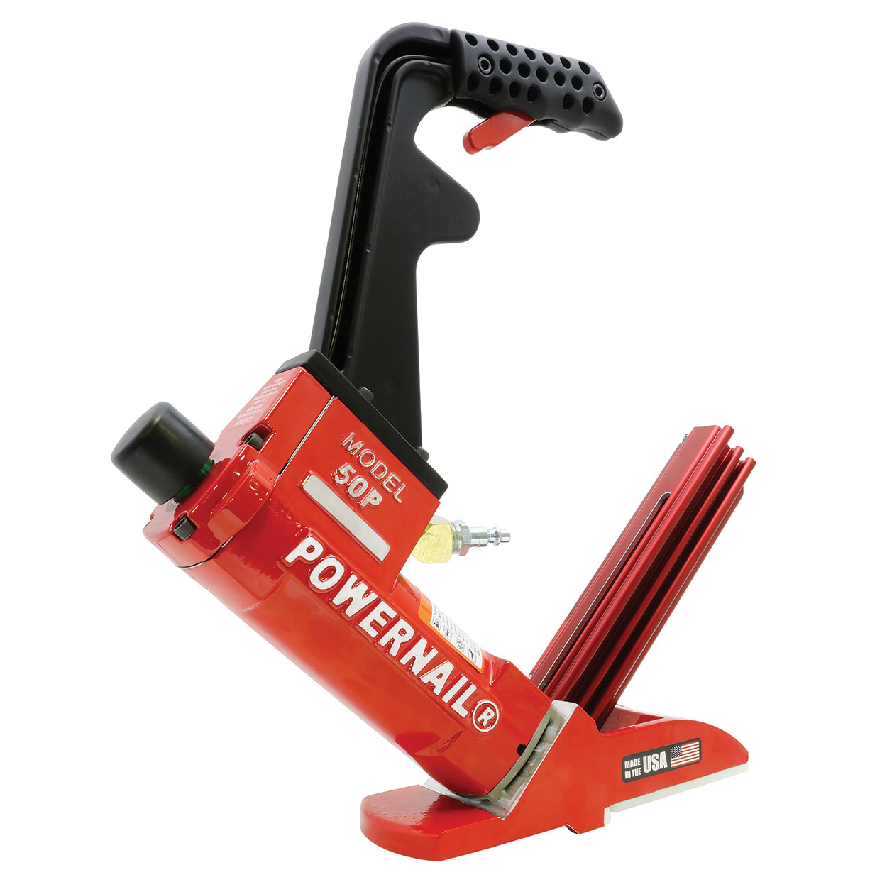 Powernail Model 50P 18 Gauge Flooring Nailer - Hardwood Flooring