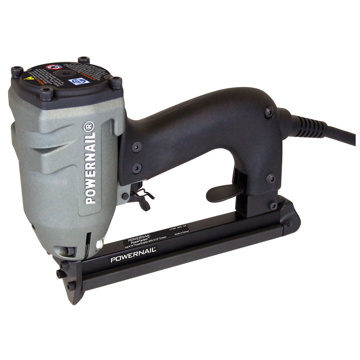 54E – Electric Carpet Stapler