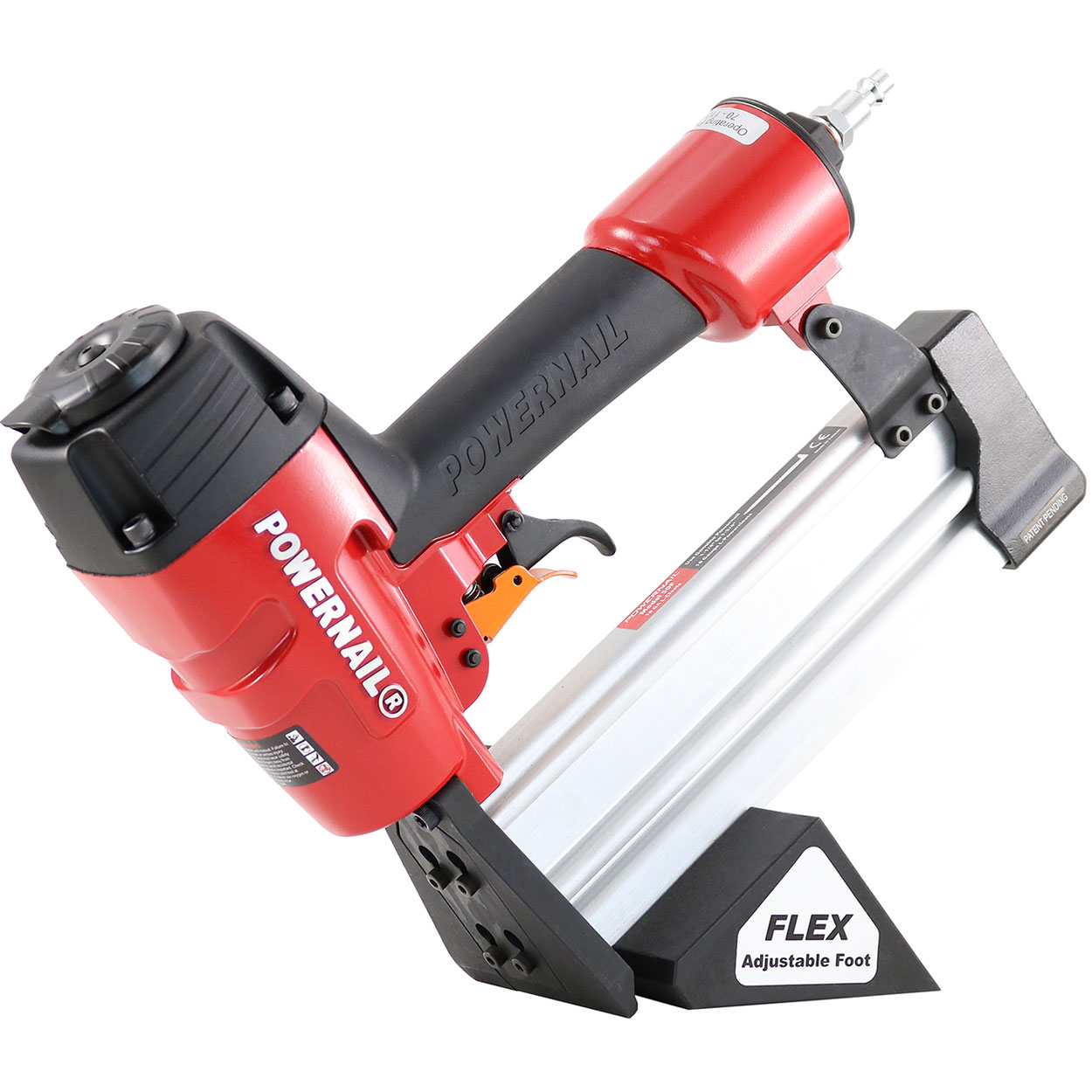50F – Pneumatic 18-Gauge Flooring Nailer