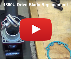 Drive Blade Assembly Replacement