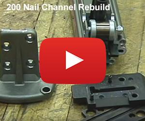 Nail Channel Rebuild