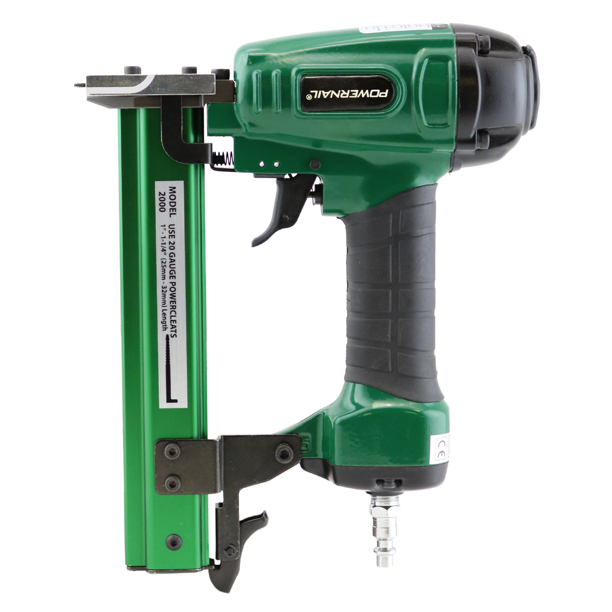 2000TN – Pneumatic 20-Gauge L-Cleat Top Nailer