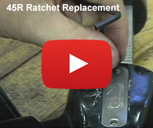 45R Ratchet Replacement