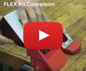 FLEX Foot Conversion Kit Installation