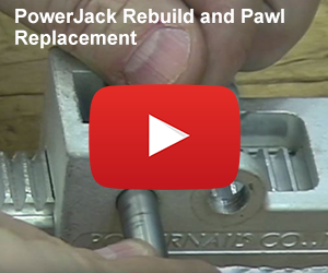 Rebuild and Pawl Replacement