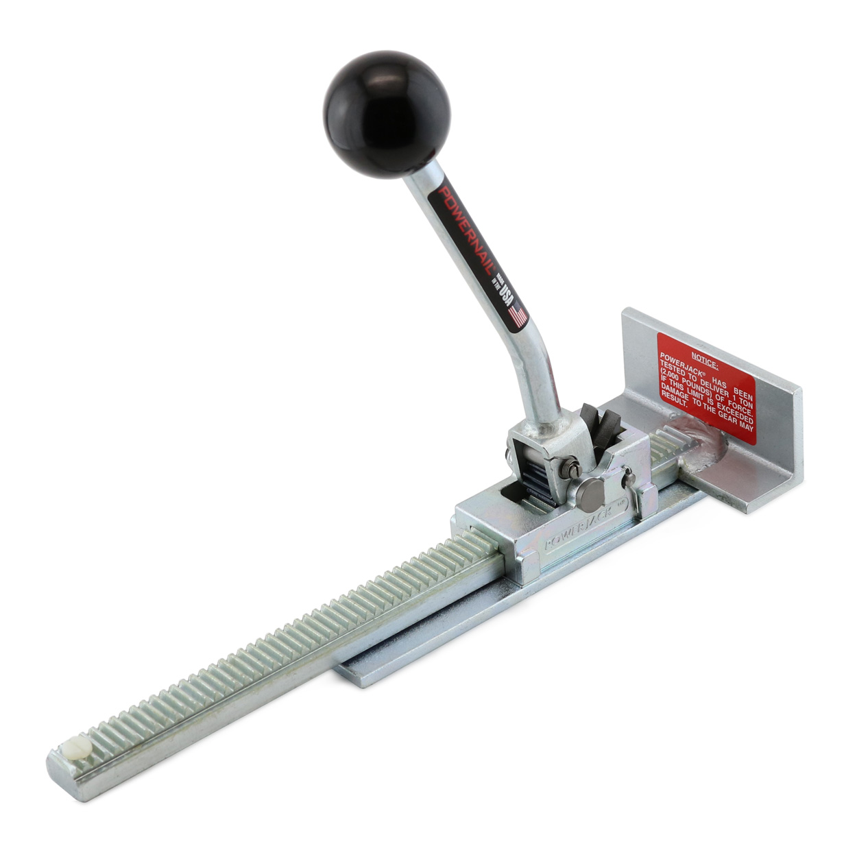 Powerjack 100 – Hardwood Flooring Positioner