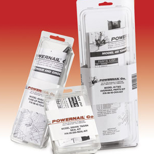 Powernail parts kits