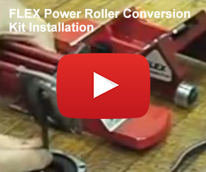 Power Roller Conversion Kit Installation