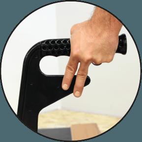 XL PowerRoller Handle