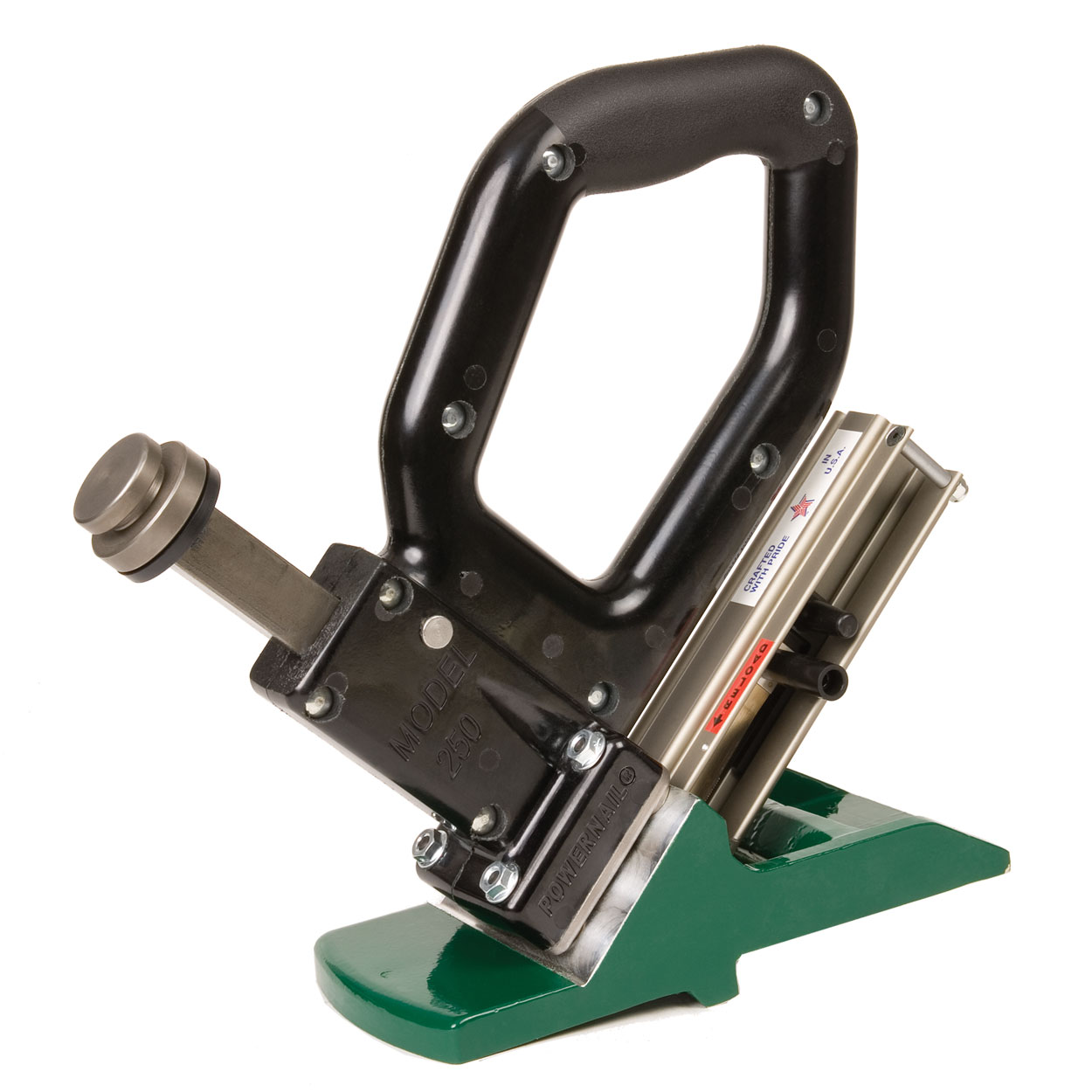 250 – Manual 20-Gauge Flooring Nailer